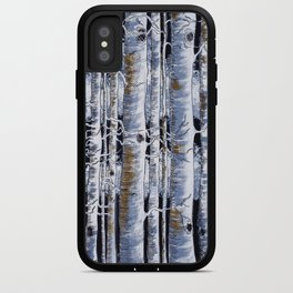 Birch Slap iPhone Case
