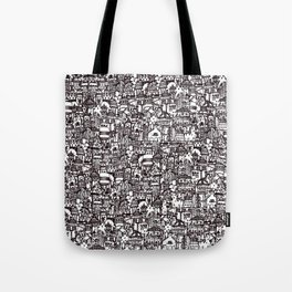 The Poet's Tower Tote Bag
