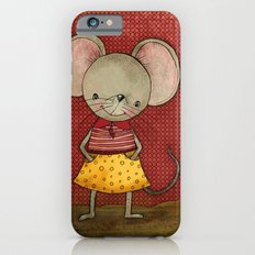Danooshka the Mouse iPhone 6s Slim Case