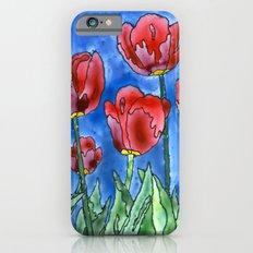 Tulips Slim Case iPhone 6s