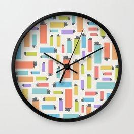 Take my lighter Wall Clock