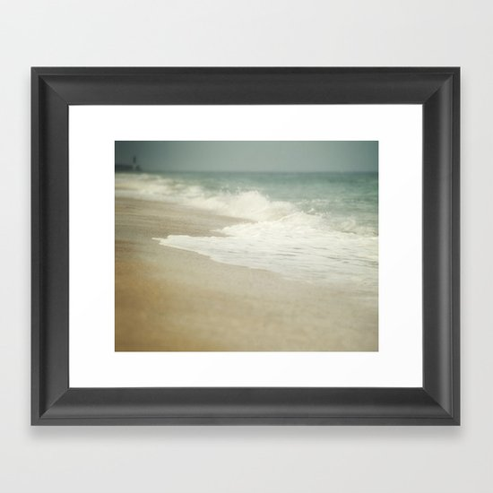 Beach Dream Framed Art Print