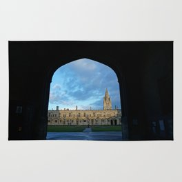 Christ Church, Oxford, England, United Kingdom Rug