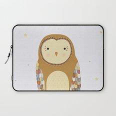 Autumn the Owl Laptop Sleeve