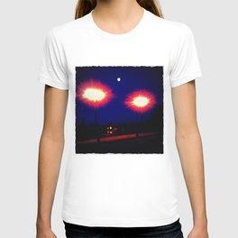Lights on a Bridge T-shirt