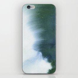 Watercolour splash iPhone Skin