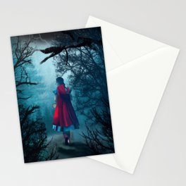 Be Careful What You Wish For Stationery Cards