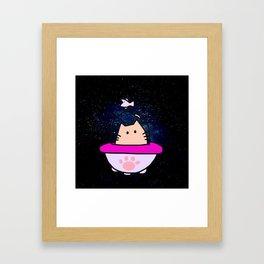 cats-332 Framed Art Print