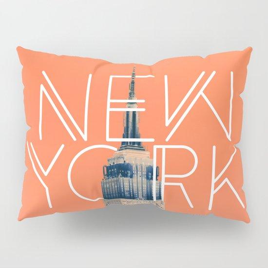 The Big Apple Society6 Decor Buyart Pillow Sham By 83