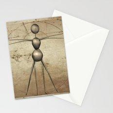 Vitruvian AntWoman Stationery Cards