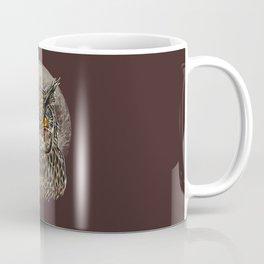 Zombie Owl Coffee Mug