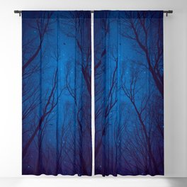 I Have Loved the Stars too Fondly Blackout Curtain