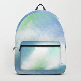 Ocean Vibes Tie Dye Backpack