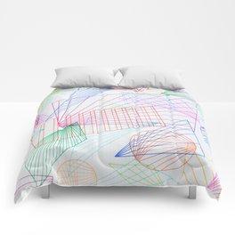 горизонт Comforters