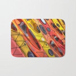 Kayak Art Bath Mat