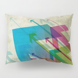 Keep on Moving Pillow Sham