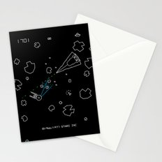 Astaroids Stationery Cards
