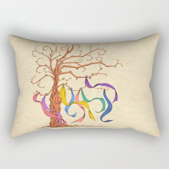 Wishing Tree Rectangular Pillow