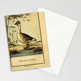 oie de guinee (Fr)6 Stationery Cards