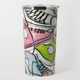 Sneaker Party Travel Mug