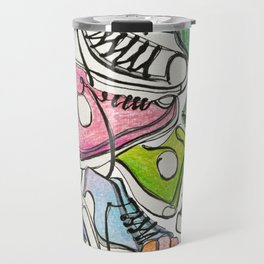 Sneaker Party Travel Mug