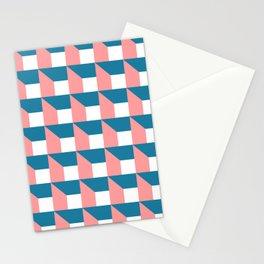 Modern Geometric 50 Stationery Cards