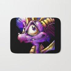 Spyro the Dragon Bath Mat