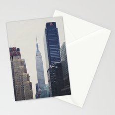 New York, New York Stationery Cards