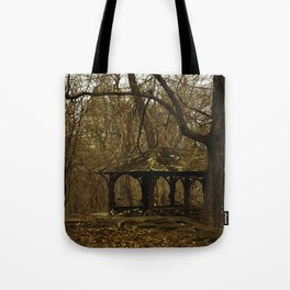 "Central ""Freaky"" Park Tote Bag"