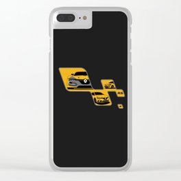 RS Clear iPhone Case