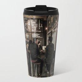 Market Cafe Travel Mug