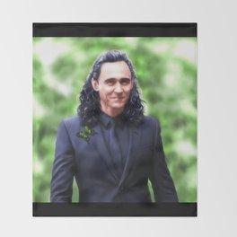 Loki - Ragnarok III Throw Blanket