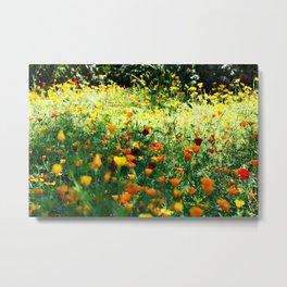 full of flower power Metal Print