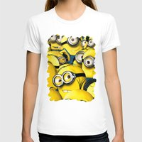 targaryen T-shirts featuring DESPICABLE MINION by BeautyArtGalery
