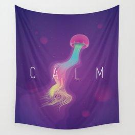 C A L M Wall Tapestry