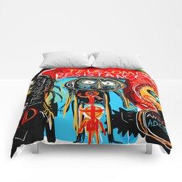 Ex-telecom Comforters