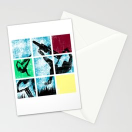MTB Colors Stationery Cards