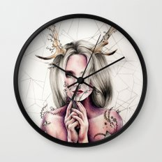 The Antlers  Wall Clock