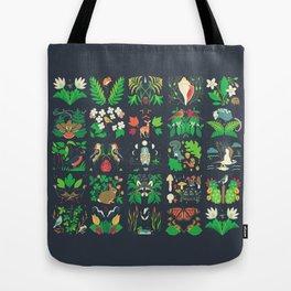 Biodiversity Mural Tote Bag