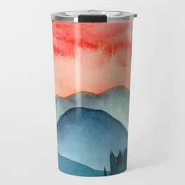 Mini dreamy landscape II Travel Mug
