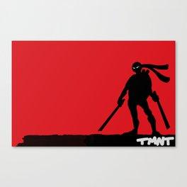 Redd TMNT Canvas Print
