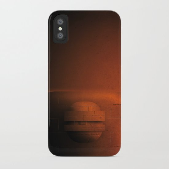 Smooth Heroes - The Thing iPhone Case