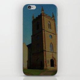 Hanbury Church iPhone Skin