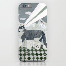 Beaming Cat Slim Case iPhone 6s