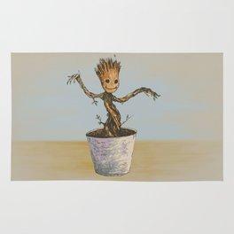 Baby Groot Rug