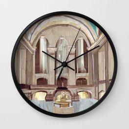 GCT Wall Clock