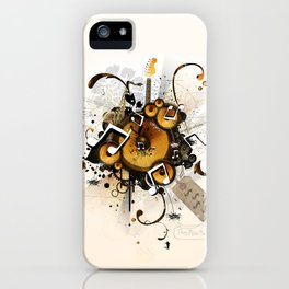 The Music Machine iPhone Case