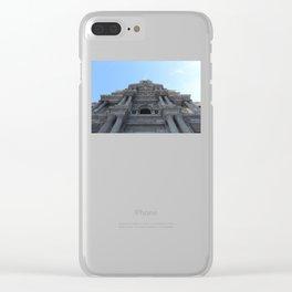 City Hall Wonder (Philadelphia) Clear iPhone Case