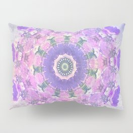 Circle of Flowers Pillow Sham