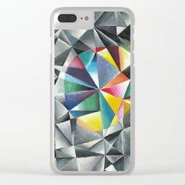 Spec Clear iPhone Case